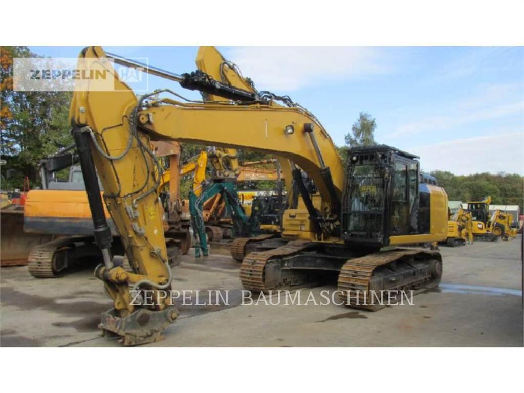 Caterpillar 330FLN, Pelle sur chenilles, Équipement De Construction