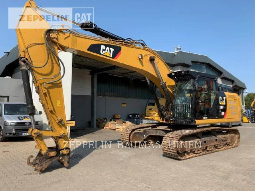 Caterpillar 330FLN, Crawler Excavators, Construction