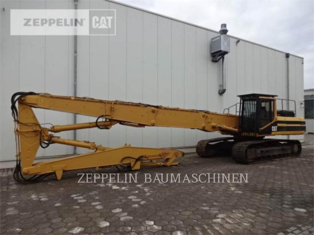 Caterpillar 330LN, Crawler Excavators, Construction
