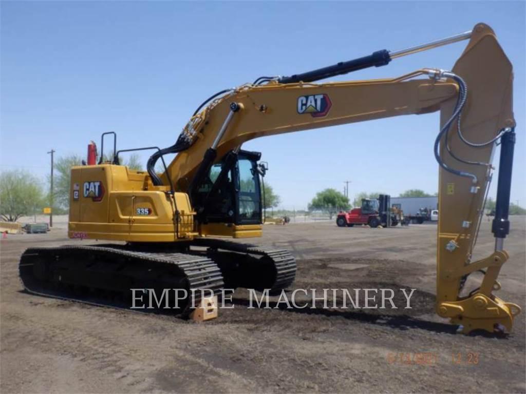 Caterpillar 335-07 P, Crawler Excavators, Construction