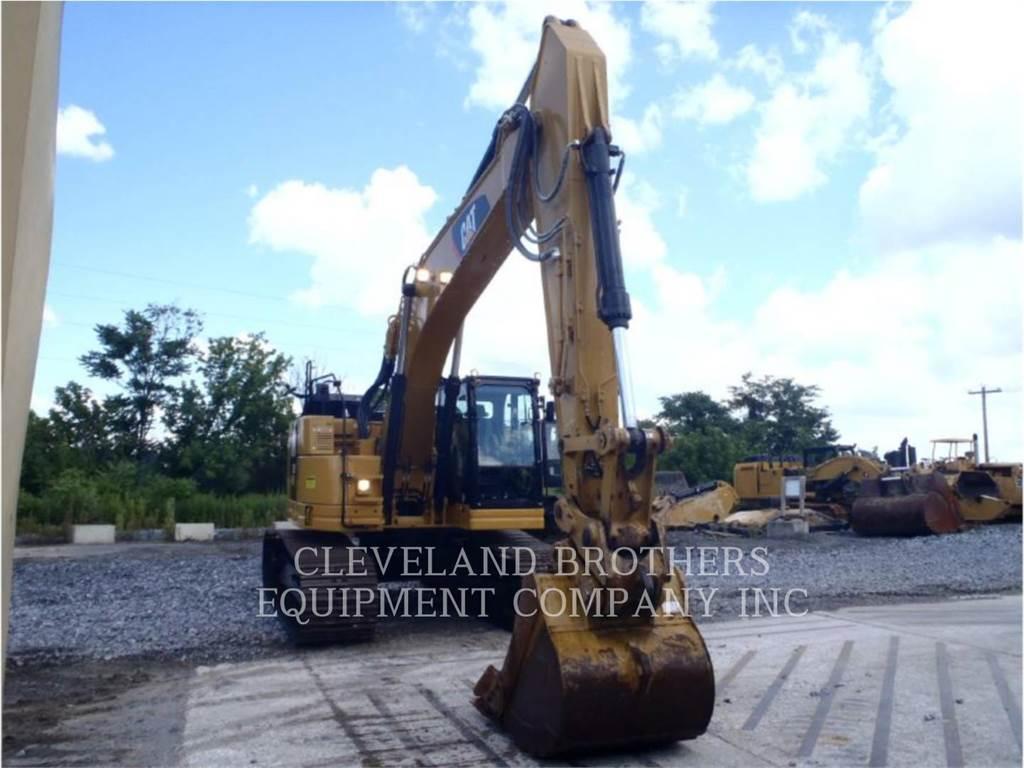 Caterpillar 335FLCR, Raupenbagger, Bau-Und Bergbauausrüstung