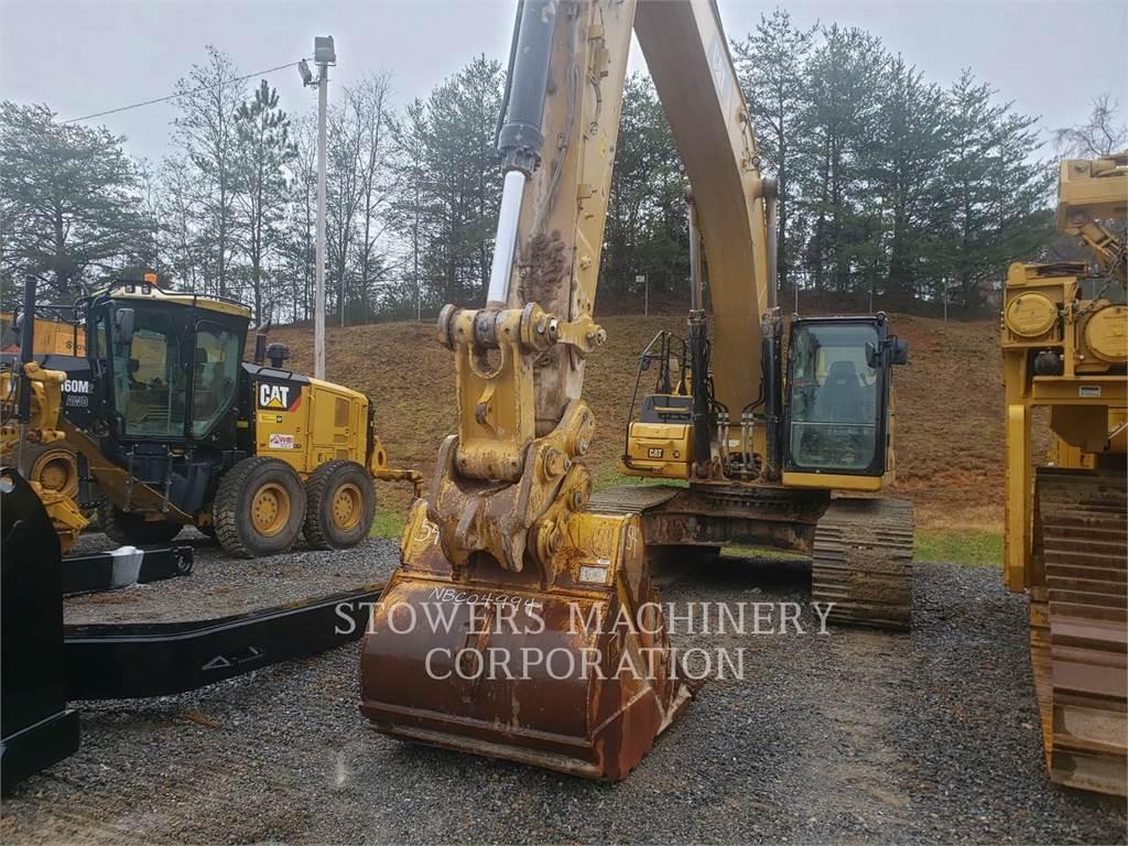 Caterpillar 336, Crawler Excavators, Construction