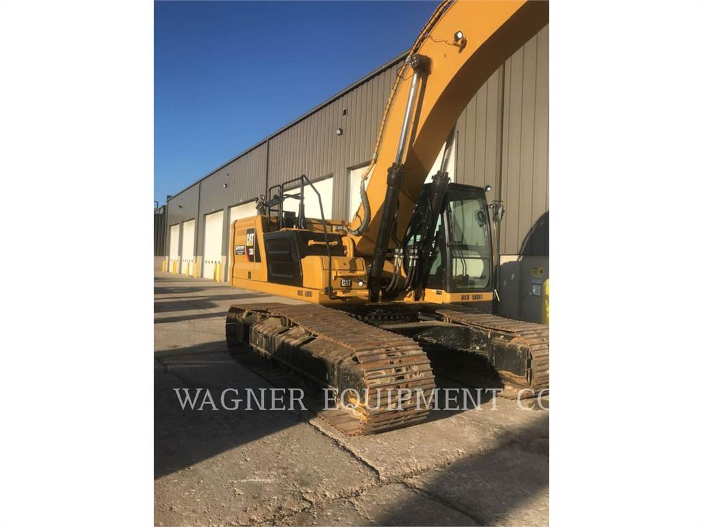 Caterpillar 336, Crawler Excavators, Construction