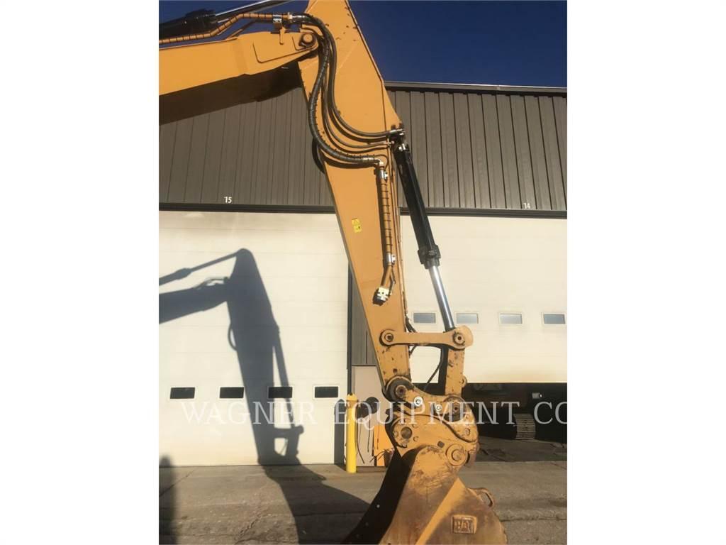 Caterpillar 336, Koparki gąsienicowe, Sprzęt budowlany