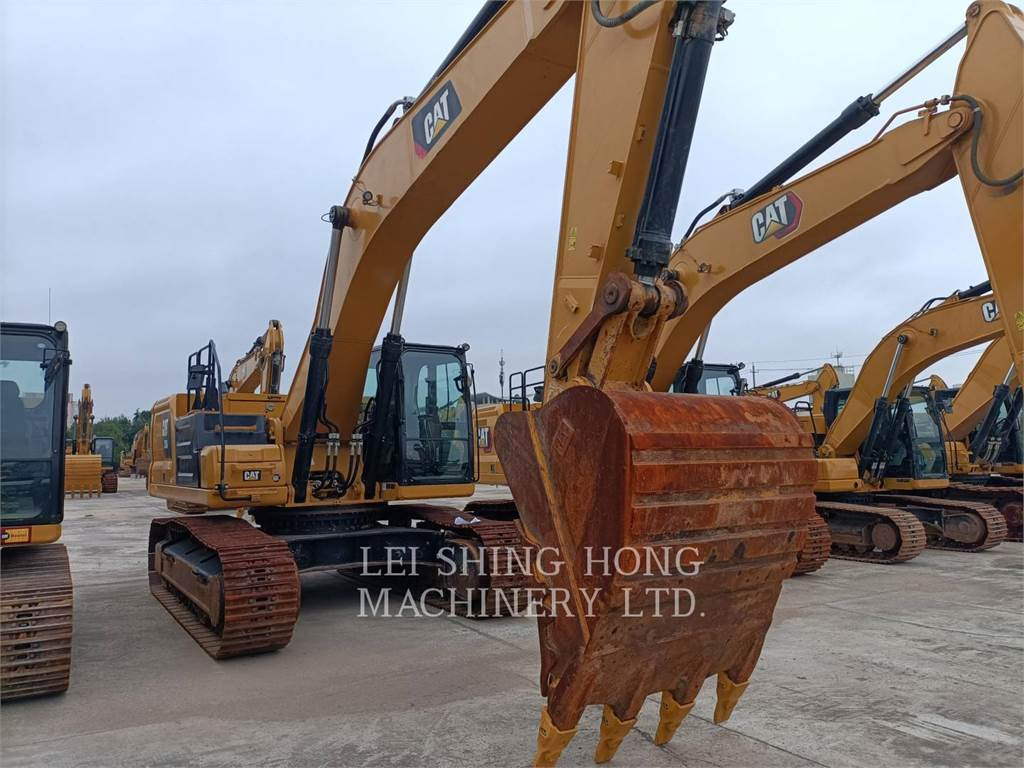 Caterpillar 336-07, Crawler Excavators, Construction