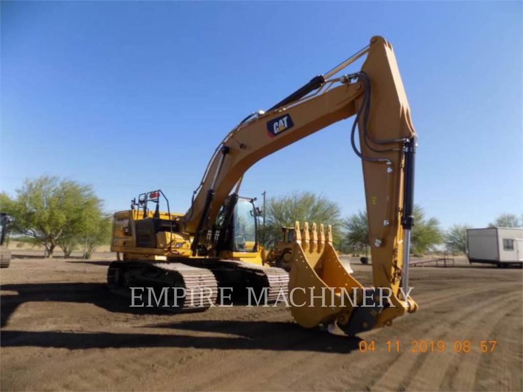 Caterpillar 336-07 P, Escavadoras de rastos, Equipamentos Construção