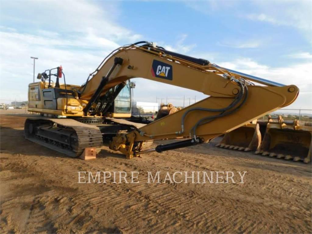 Caterpillar 336-07 P, Crawler Excavators, Construction