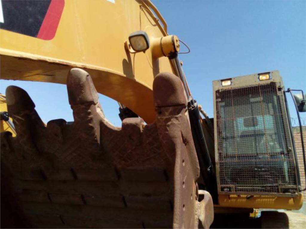 Caterpillar 336 D L ME、クローラー式油圧ショベル(パワーショベル・ユンボ)、建設
