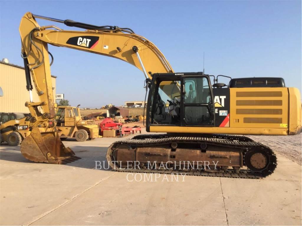 Caterpillar 336 E L, Crawler Excavators, Construction