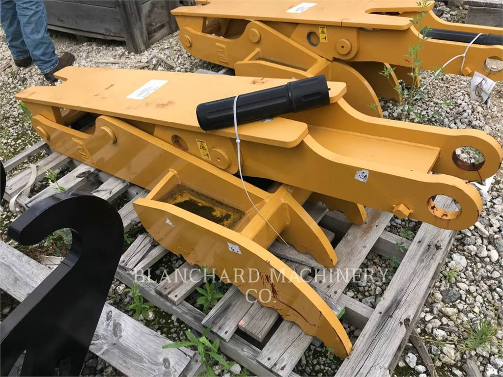 Caterpillar 336 THUMB, Conectoare rapide, Constructii