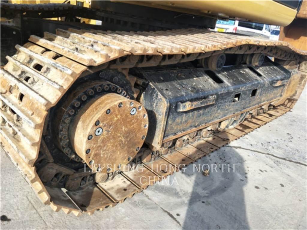 Caterpillar 336D2, Rupsgraafmachines, Bouw