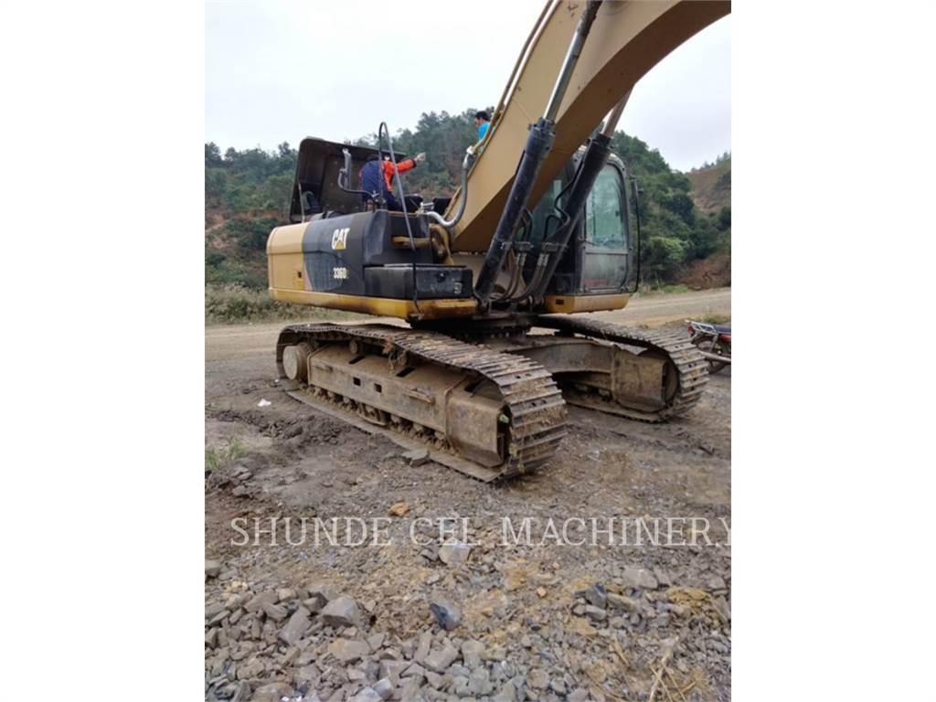 Caterpillar 336D2, Crawler Excavators, Construction