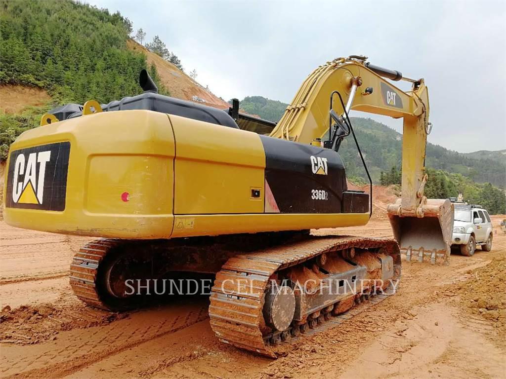 Caterpillar 336D2, Raupenbagger, Bau-Und Bergbauausrüstung