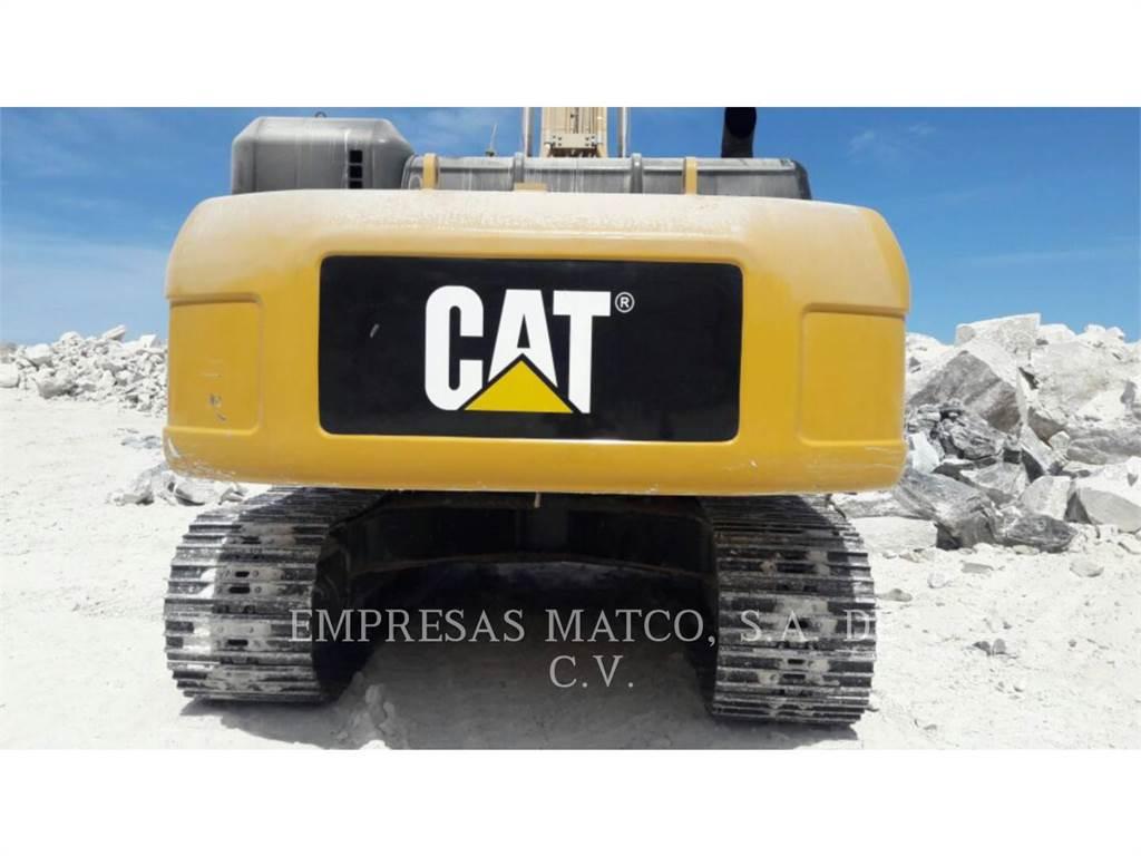 Caterpillar 336D2L, Raupenbagger, Bau-Und Bergbauausrüstung