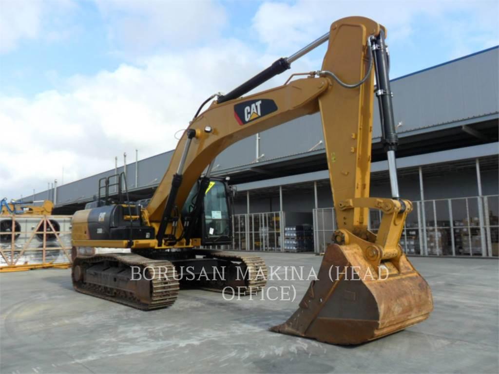 Caterpillar 336D2L, Crawler Excavators, Construction