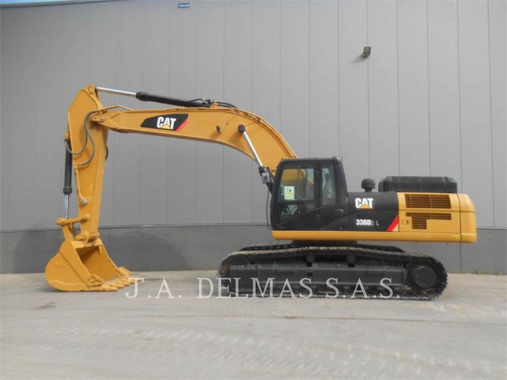 Caterpillar 336D2L、履带挖掘机、建筑设备