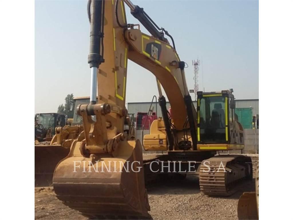 Caterpillar 336DL, Raupenbagger, Bau-Und Bergbauausrüstung