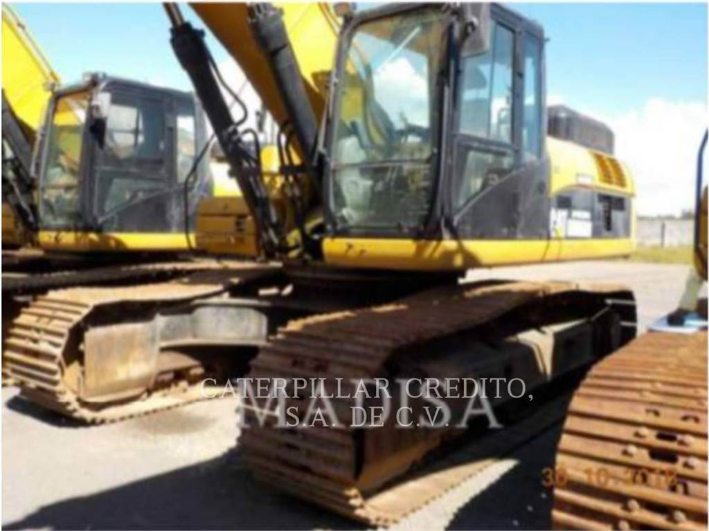 Caterpillar 336DL, Rupsgraafmachines, Bouw