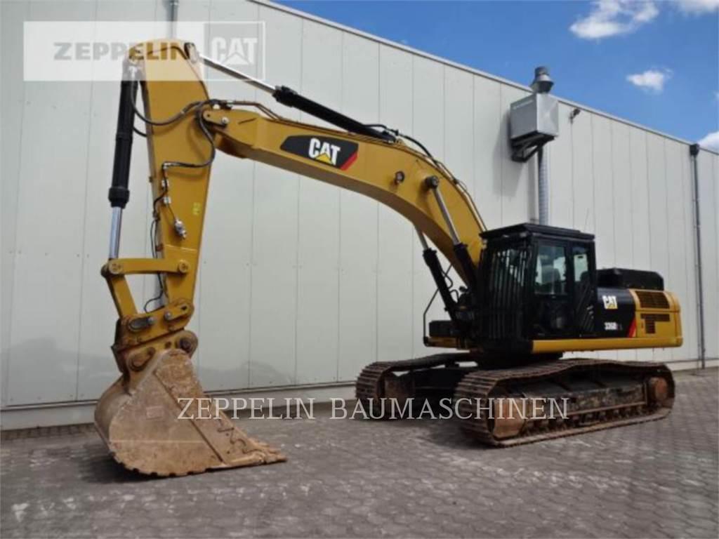 Caterpillar 336DL, Escavatori cingolati, Attrezzature Da Costruzione