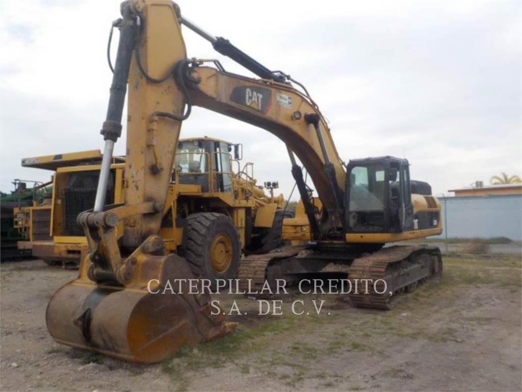 Caterpillar 336DL, Koparki gąsienicowe, Sprzęt budowlany
