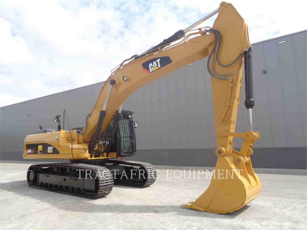 Caterpillar 336DLN, Crawler Excavators, Construction