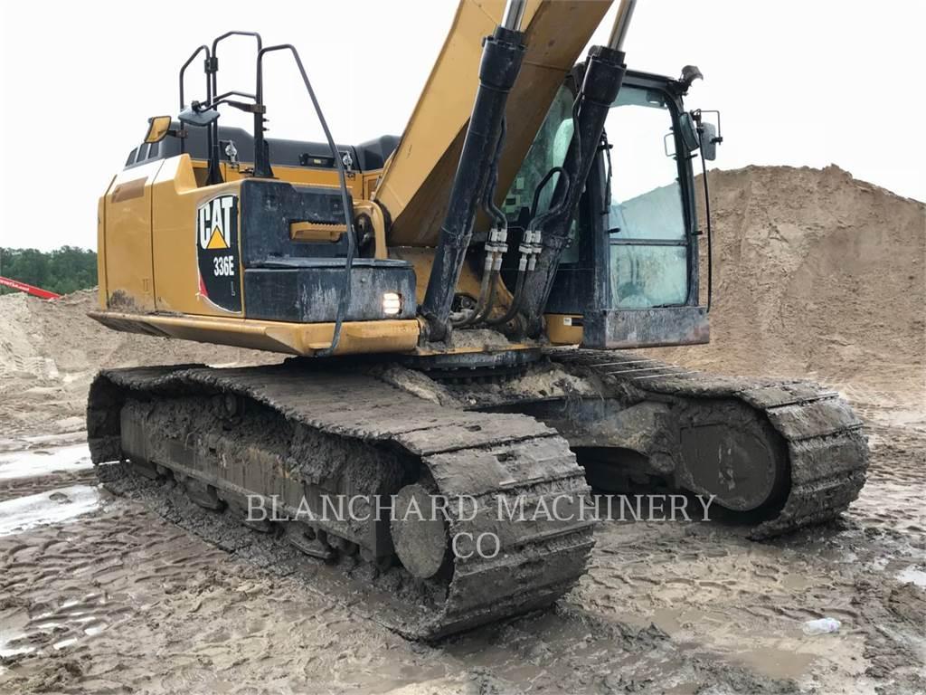 Caterpillar 336E, Escavatori cingolati, Attrezzature Da Costruzione