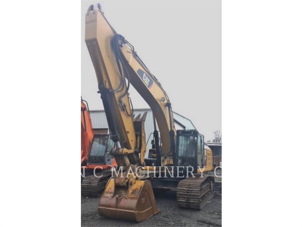 Caterpillar 336E LH, Crawler Excavators, Construction