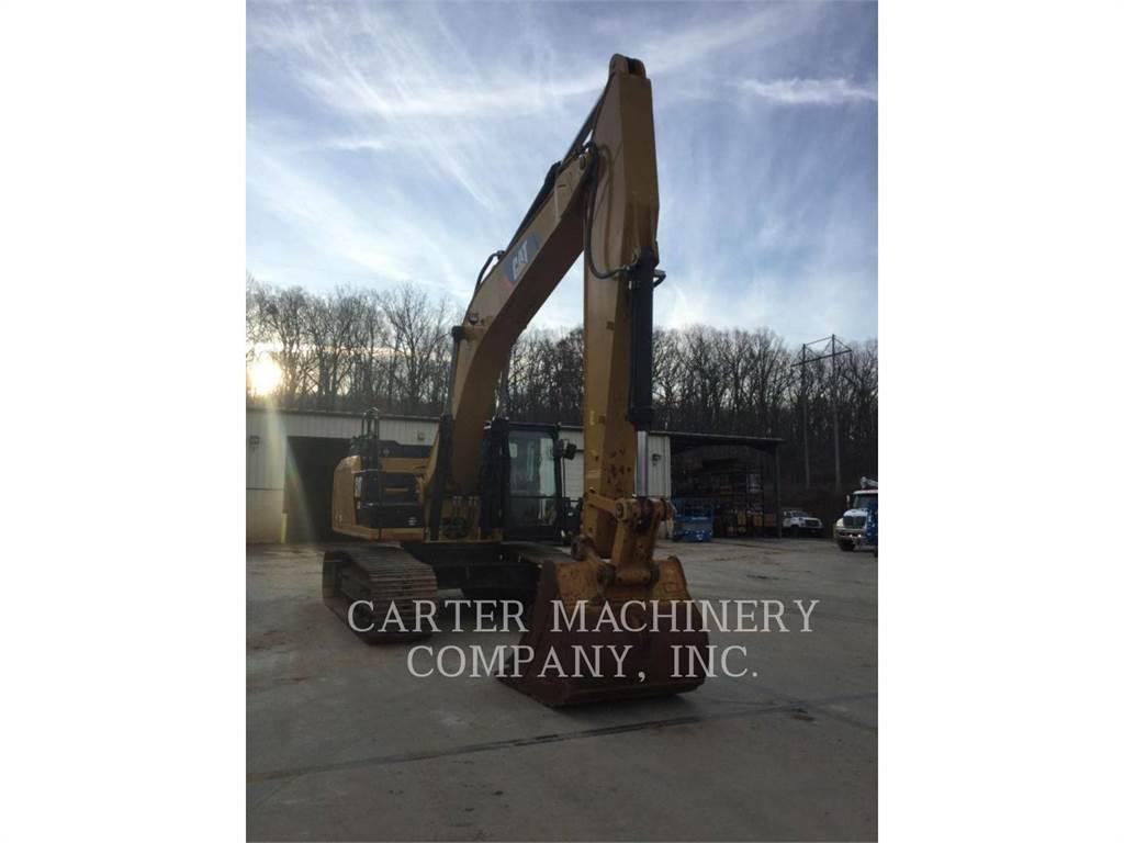 Caterpillar 336EH 12, Pelle sur chenilles, Équipement De Construction