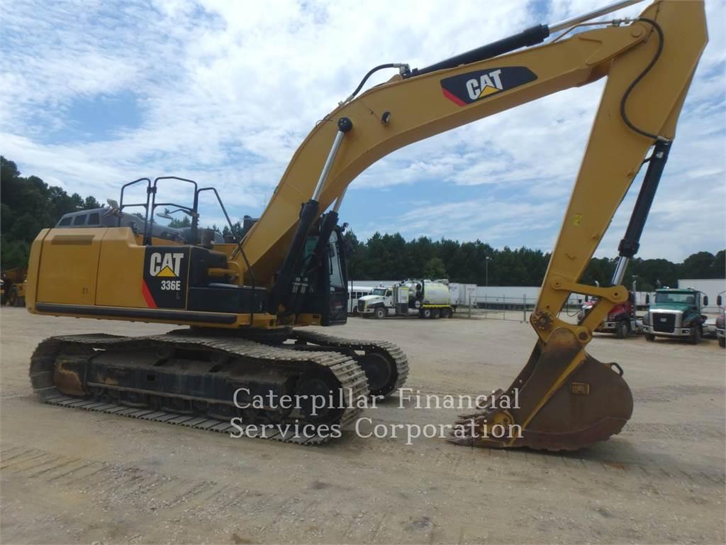 Caterpillar 336EL, Raupenbagger, Bau-Und Bergbauausrüstung