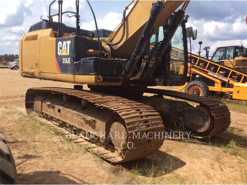 Caterpillar 336EL, Escavatori cingolati, Attrezzature Da Costruzione