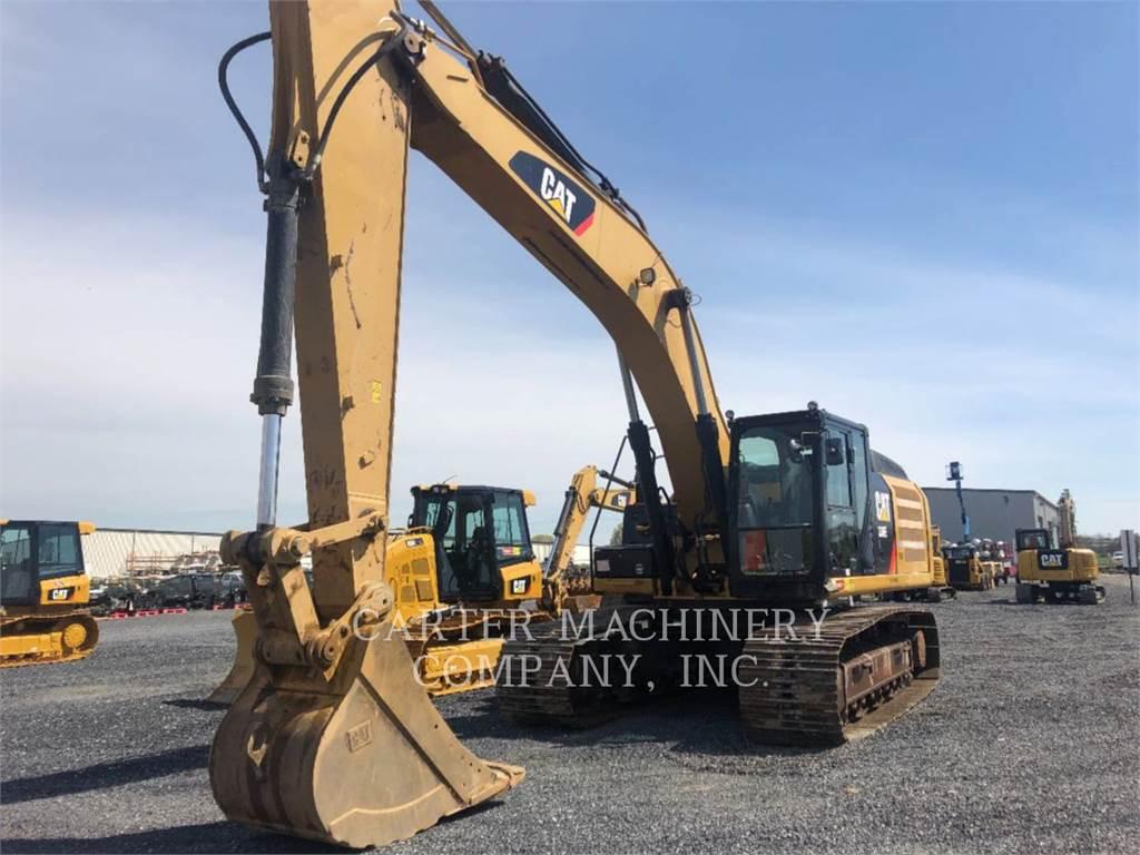Caterpillar 336EL 12, Pelle sur chenilles, Équipement De Construction