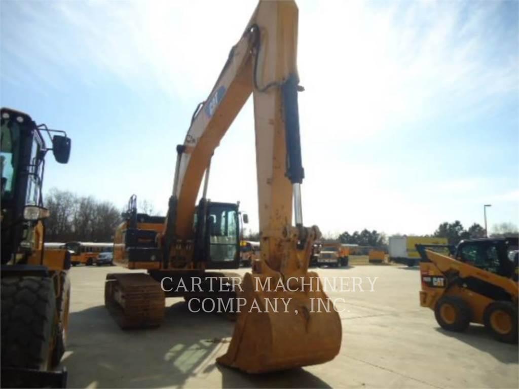 Caterpillar 336EL 12, Crawler Excavators, Construction