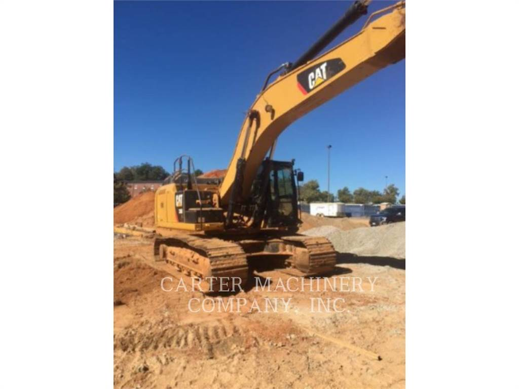 Caterpillar 336EL 12HY, Crawler Excavators, Construction