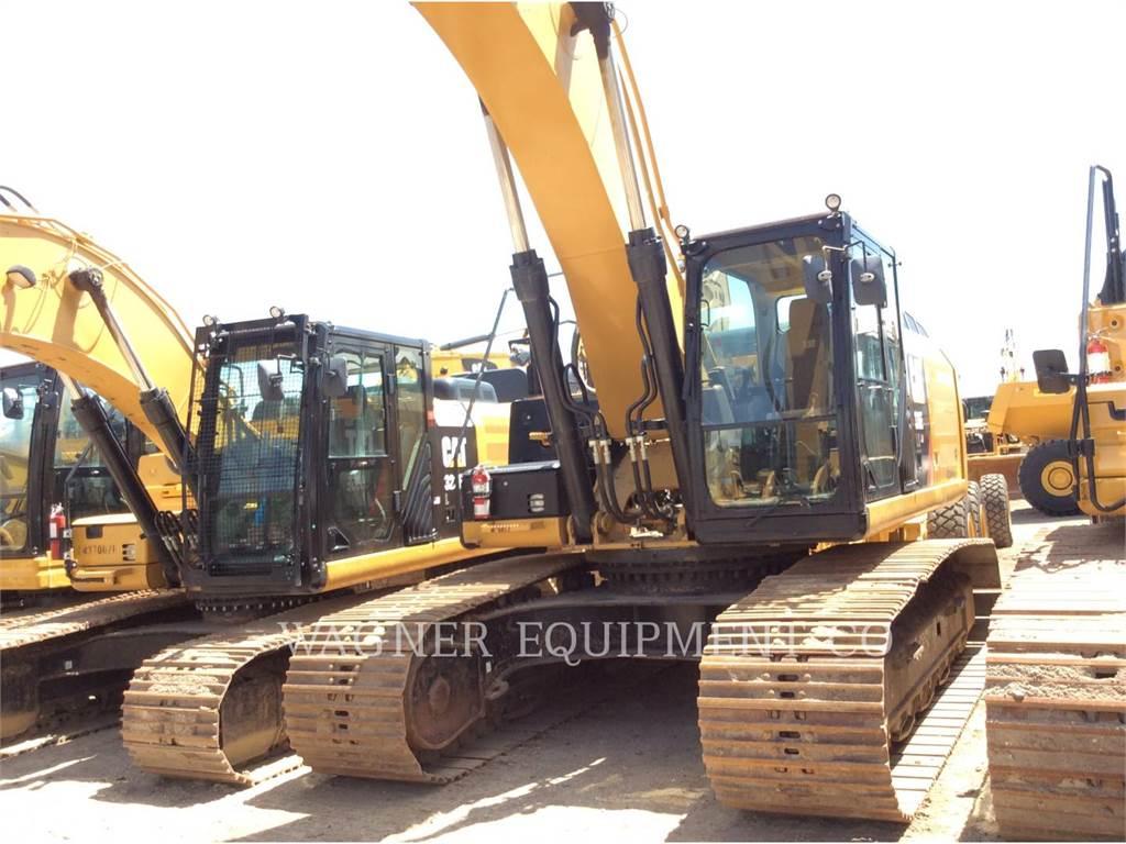 Caterpillar 336EL H TB, Escavadoras de rastos, Equipamentos Construção