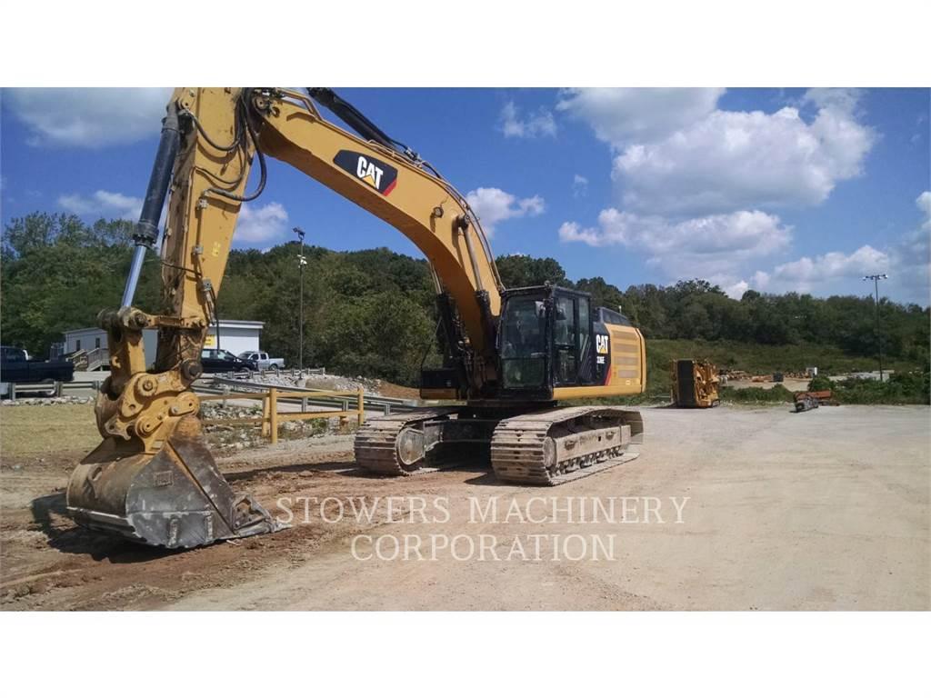 Caterpillar 336EL HAM、クローラー式油圧ショベル(パワーショベル・ユンボ)、建設