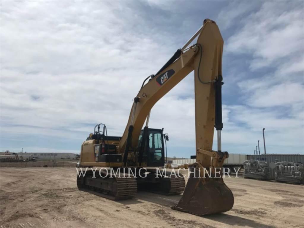 Caterpillar 336EL HYB, Crawler Excavators, Construction