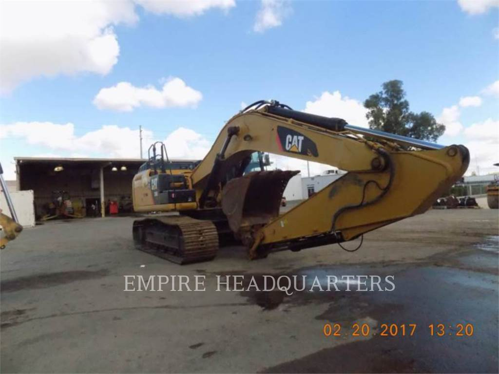 Caterpillar 336EL HYB, Raupenbagger, Bau-Und Bergbauausrüstung