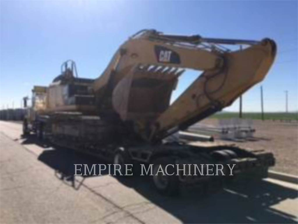 Caterpillar 336EL HYB, Excavadoras de cadenas, Construcción