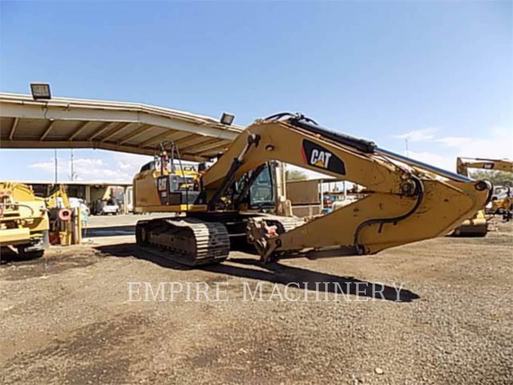 Caterpillar 336EL HYB, Escavatori cingolati, Attrezzature Da Costruzione