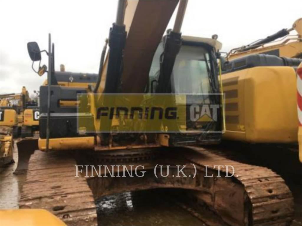 Caterpillar 336EL PRO, Crawler Excavators, Construction