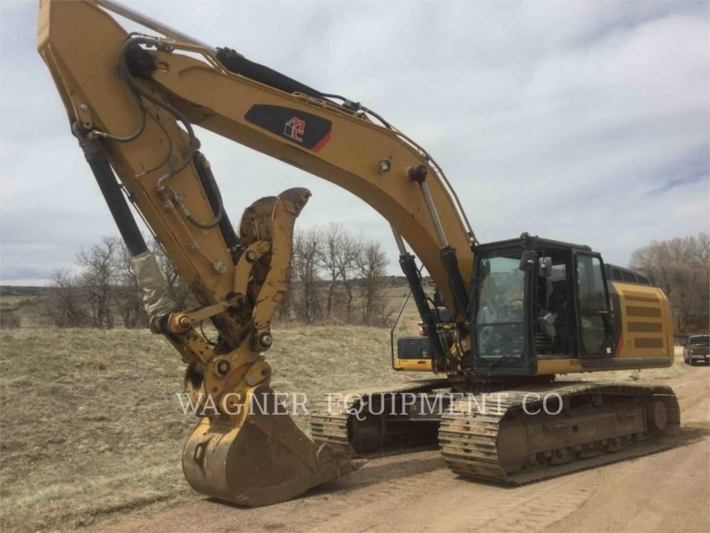 Caterpillar 336EL THB, Escavatori cingolati, Attrezzature Da Costruzione