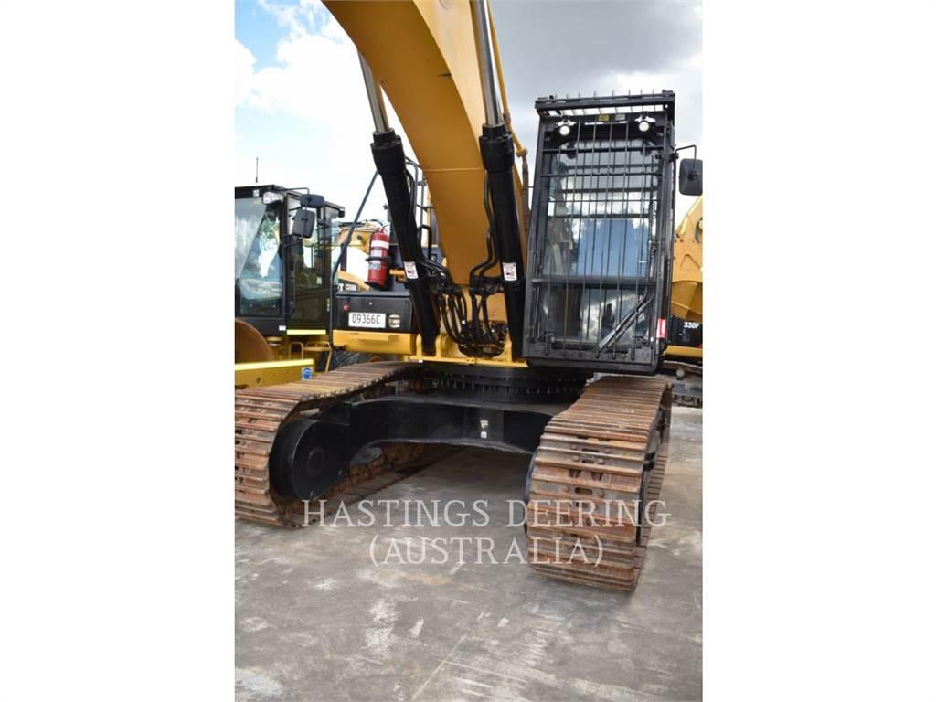 Caterpillar 336ELN、履带挖掘机、建筑设备