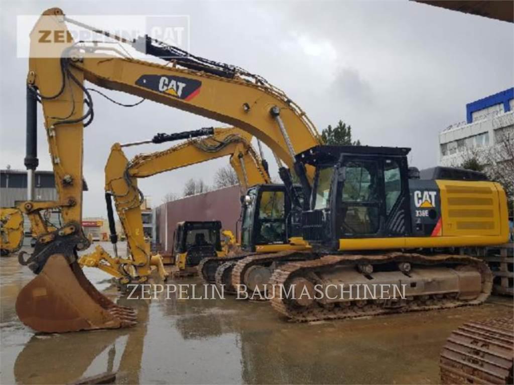 Caterpillar 336ELN, Pelle sur chenilles, Équipement De Construction