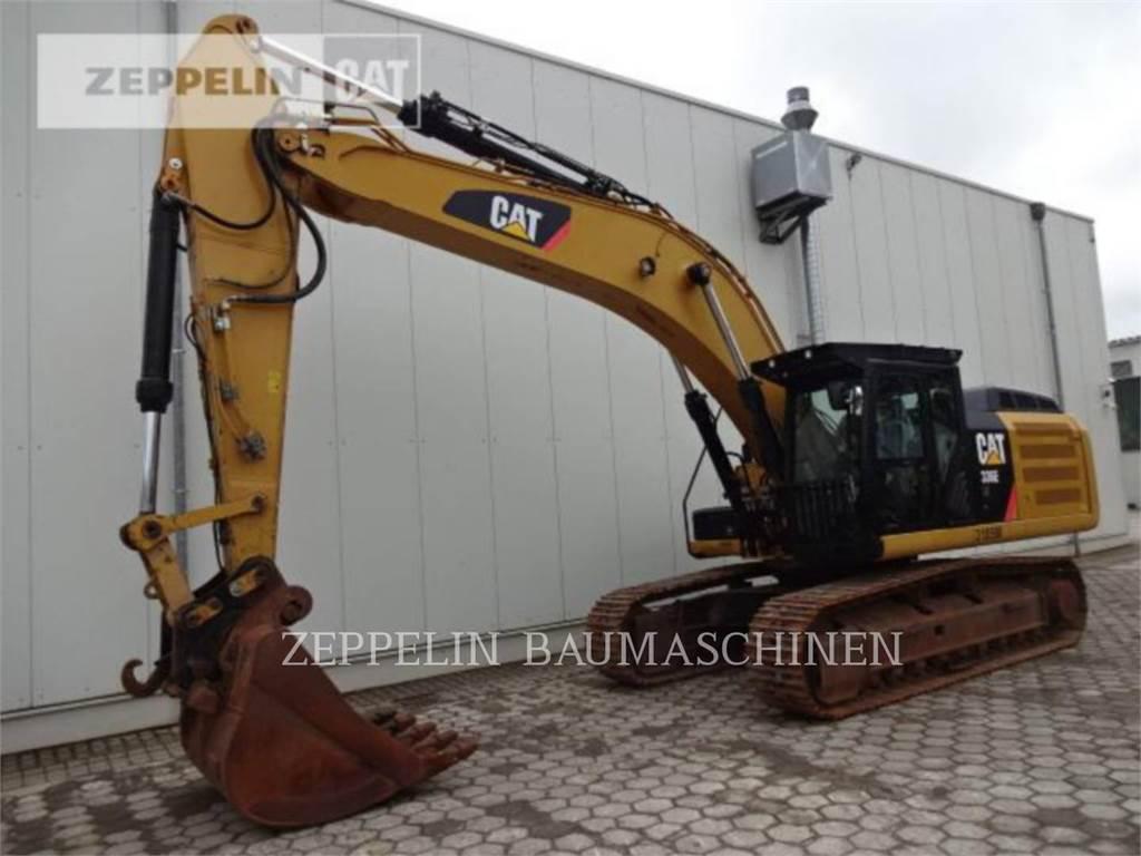 Caterpillar 336ELN, Crawler Excavators, Construction