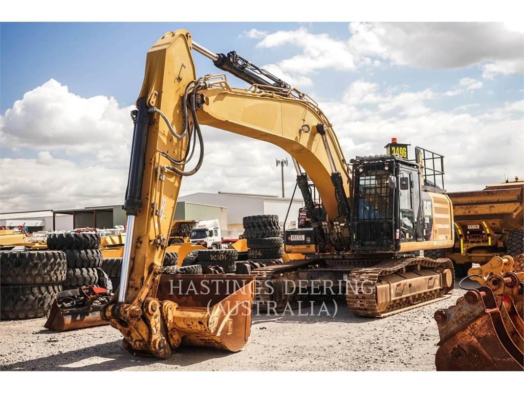 Caterpillar 336ELN, Raupenbagger, Bau-Und Bergbauausrüstung