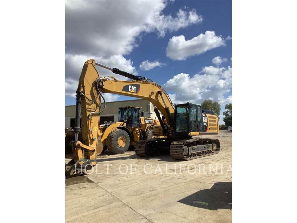 Caterpillar 336F, Koparki gąsienicowe, Sprzęt budowlany