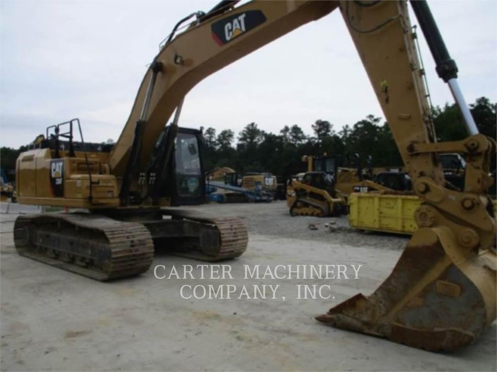 Caterpillar 336F 10, Crawler Excavators, Construction