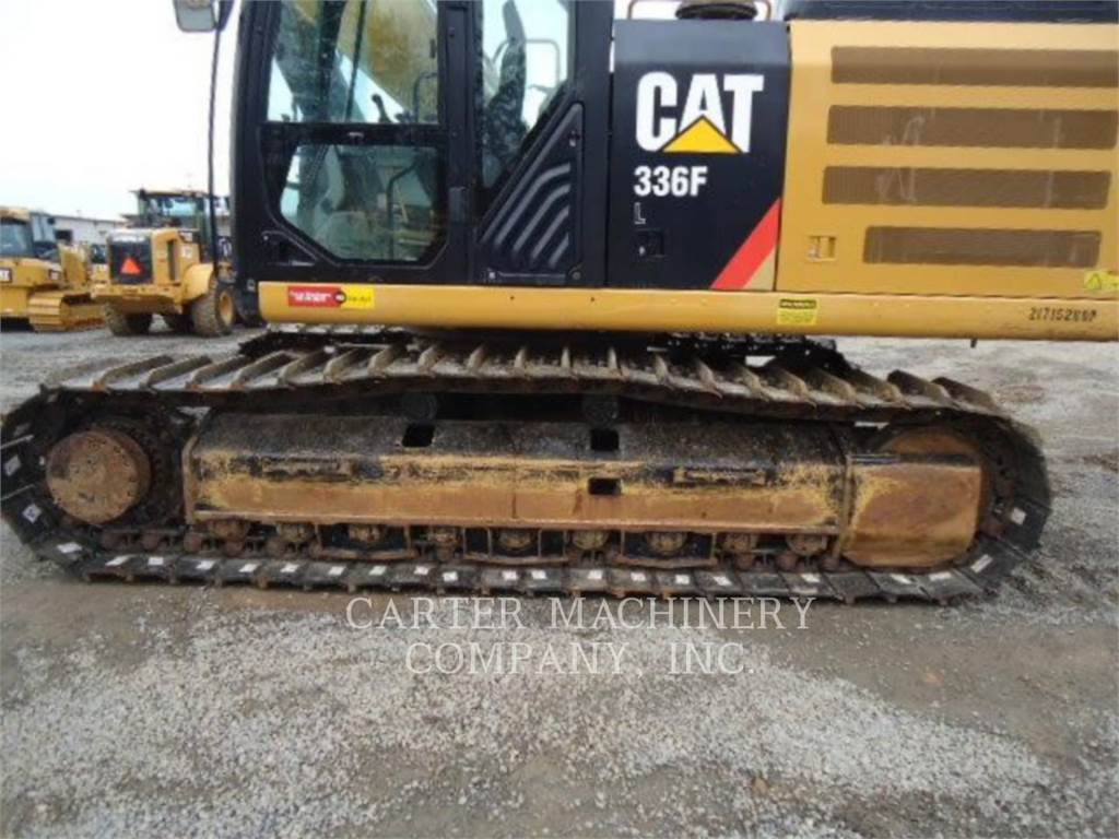 Caterpillar 336F 10, Wheel Loaders, Construction
