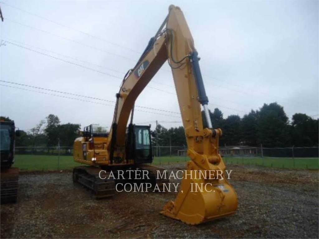 Caterpillar 336F 12, Crawler Excavators, Construction