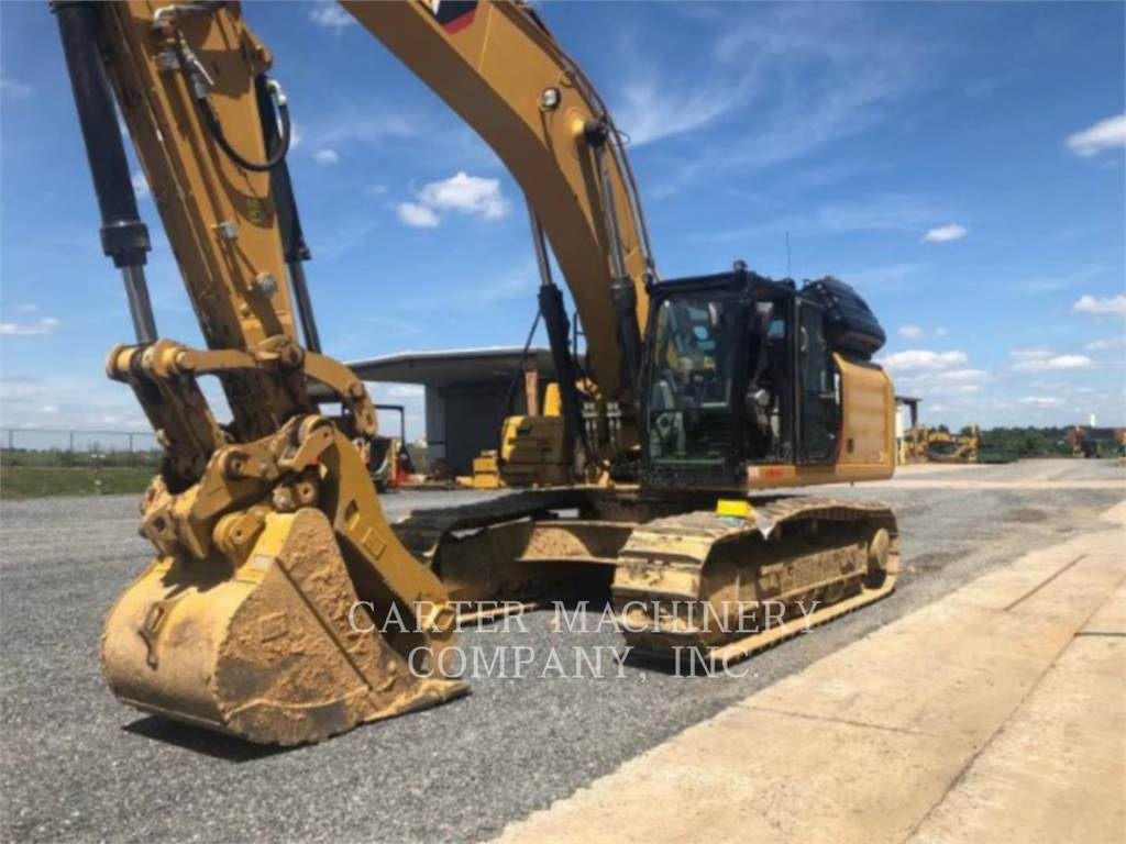 Caterpillar 336F 12CFT, Crawler Excavators, Construction